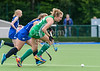 7 July 2017 at the National Hockey Centre, Glasgow Green. Scotland under 16 Girls v Ireland u16