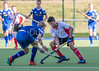 23 June 2016 at the National Hockey Centre, Glasgow Green. Scotland Under 16 Boys v Ulster Under 16 Boys.