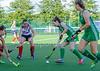 7 July 2017 at the National Hockey Centre, Glasgow Green. Scotland under 18 Girls v Ireland u18