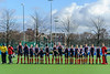 17 February 2018 at the National Hockey Centre, Glasgow Green. <br /> Scotland under 16 boys v UK Lions