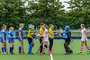 15 June 2018 at the National Hockey Centre, Glasgow Green.  Scotland under 16 girls v Ulster
