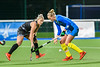 30 November 2018 at Glasgow Green. Scottish Hockey Super Series match - Glasgow Thunder v Edinburgh Lightning