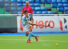 25 April 2014. Four Nations Hockey Tournament At the National Hockey Centre, Glasgow Green.<br /> <br /> England v Argentina
