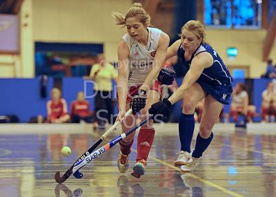 Scotland v England Indoors