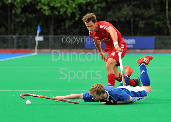 Scotland v Wales.<br /> Peffermill, 15 June 2013
