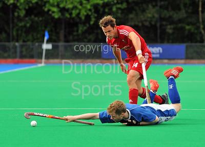 Scotland Men v Wales 2013