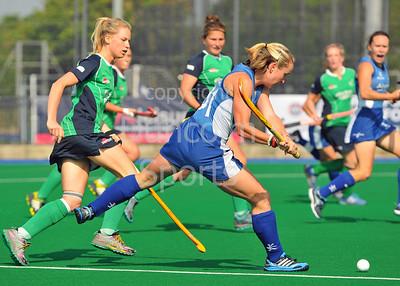 Scotland Women v Ireland 2013