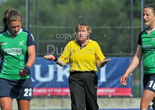 Scotland v Ireland, Peffermill, 10 June 2013