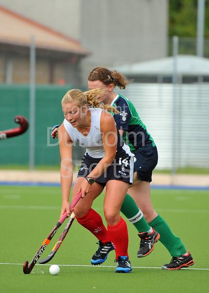 Scotland v Ireland. 8 September 2012 at Auchenhowie