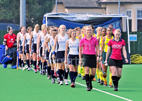 Scotland v South Africa<br /> Game 2 of an International series played at Titwood, Glasgow, on 28 May 2012
