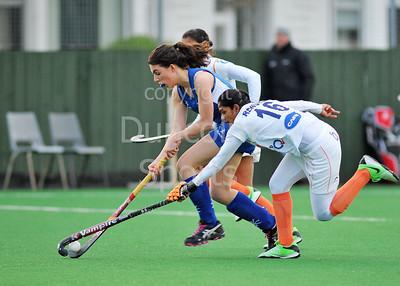 Scotland u21 Women v India