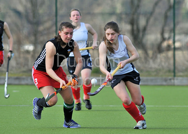 Scotland under 18s v Wales,<br /> 5/6 April 2013, Forthbank, Stirling