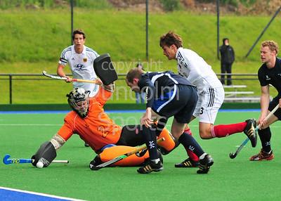 Scotland v Germany 2011