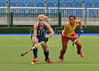 26 June 2014 at the National Hockey Centre, Glasgow Green.<br /> Scotland v Spain