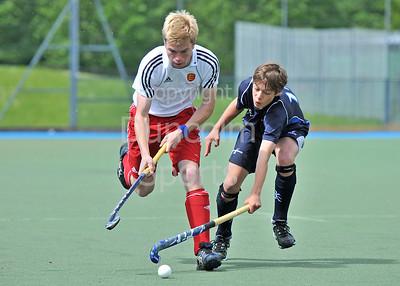 Scotland under 16 Boys  v England 2011
