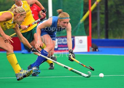 Scotland Women v South Africa 2013