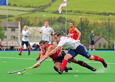 Spain v England 2011