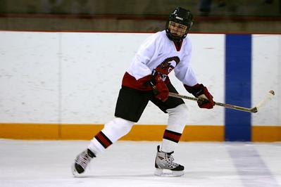 Isaiah's Hockey