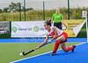 7 August 2019 at the National Hockey Centre, Glasgow Green. Women's EuroHockey Championship II  Pool A match: Italy v Turkey