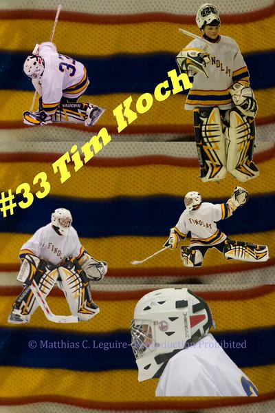 #33 Tim Koch