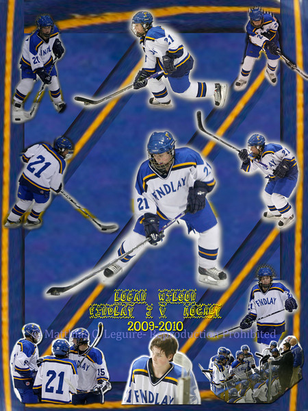 Logan Hockey diagonal final