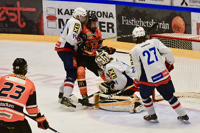 #1. Isac Engerby, #23. Calle Larsson, #27. Christoffer Häggblad
