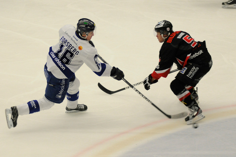 #16 Filip Forsberg och #5 Mikael Kurki