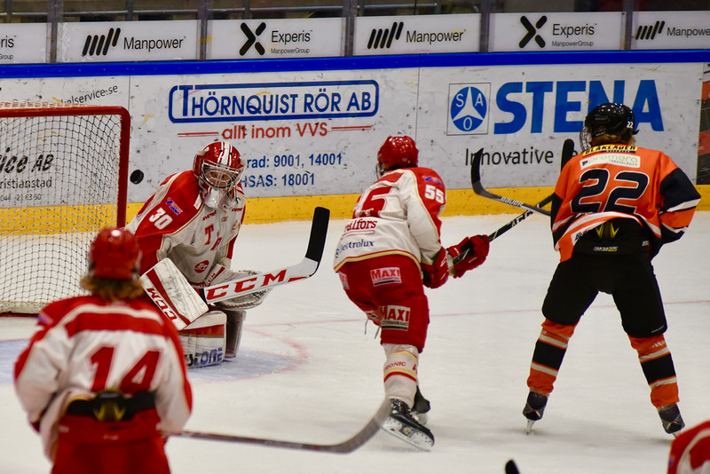 #30. William Bergström, #22. Karl Henriksson