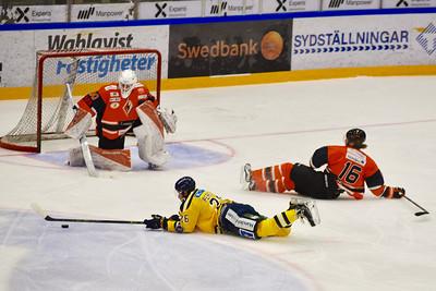 #30 Viktor Andersson, #16. Pontus Karlsson,  #26. Noah Pereira