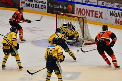 #35 Lukas Klarström, #17. Noa Lindqvist-Muci,  #27. Oscar Gustavsson