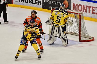#35 Lukas Klarström, #27. Oscar Gustavsson,  #27. Oscar Gustavsson