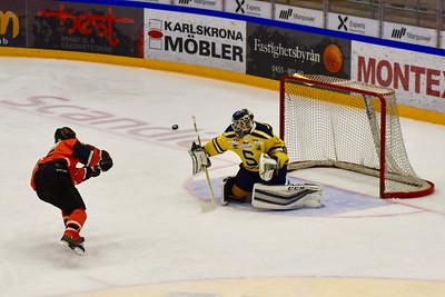 #15. Tomas Vildumetz, , #35 Lukas Klarström