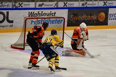 #6. Niklas Torgersson, #30 Viktor Andersson, #87. Hugo Gustafsson
