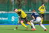 25 March 2018 at the National Hockey Centre, Glasgow Green. Scottish League Division 1 match - Kelburne v Grove Menzieshill
