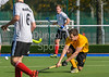 6 October 2018 at Glasgow Green. Scottish Hockey Division 1 match - Kelburne v Uddingston