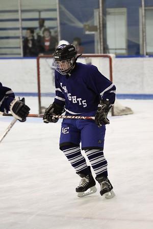 LC Hockey vs Lafayette