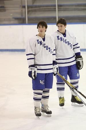 LC vs Lafayette Hockey Feb 18