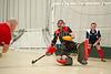 14 January 2016 at Lagoon Leisure Centre, Paisley.<br /> Scottish Regional Indoor Hockey.<br /> Falkirk GHG 2s v Grange 2s