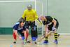 21 December 2019 at the Peak, Forthbank, Stirling. Scottish Hockey Men's Indoor National League Division 2 match, Hillhead v Falkirk and Linlithgow.