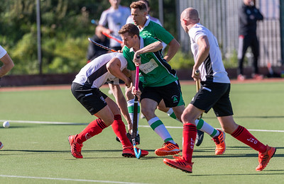 Lichfield Men's 1st XI v Didsbury Northern - Mens Hockey League Conference North - 11 October 2020