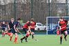 6 March 2020 at the National Hockey Centre, Glasgow Green. Scottish Hockey Junior Schools' Cup Finals – <br /> Junior Boys' Plate - Merchiston Castle v Stewart's Melville College