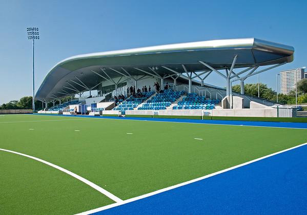 20 July 2013. Scotland Senior men training session at National Hockey Centre, Glasgow Green