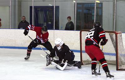 Moon Alumni Hockey Game 2013
