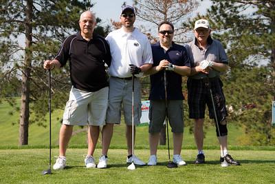 Moon Hockey 2015 Golf Outing