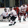 Moon Hockey, JV, 2010/02/02, Vs. Peters Township :