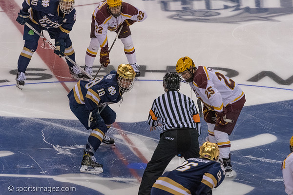 NCAA Mens Hockey Tournament 2017