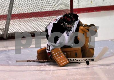 December 2/09- Halifax Titans @ Cole Harbour Major Midgets