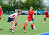 5th May 2019 at the National Hockey Centre, Glasgow Green. Scottish Hockey Finals weekend.<br /> Women's District Cup Final – Orkney v Ellon