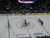 National Anthem at the Prudential Center