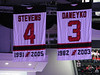 Retired Numbers at Prudential Center
